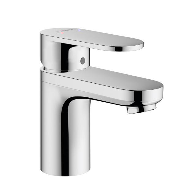 Hansgrohe Vernis Blend Einhebel-Waschtischmischer 70 mit Ablaufgarnitur aus Metall