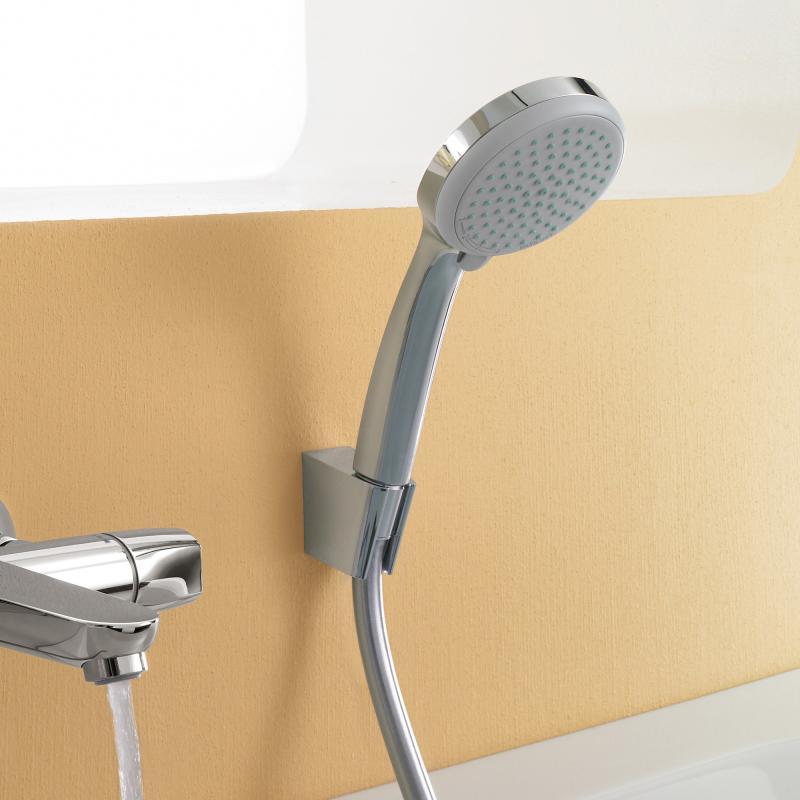 hansgrohe croma 100 vario porter 39 s brausenset chrom 27592000 reuter. Black Bedroom Furniture Sets. Home Design Ideas
