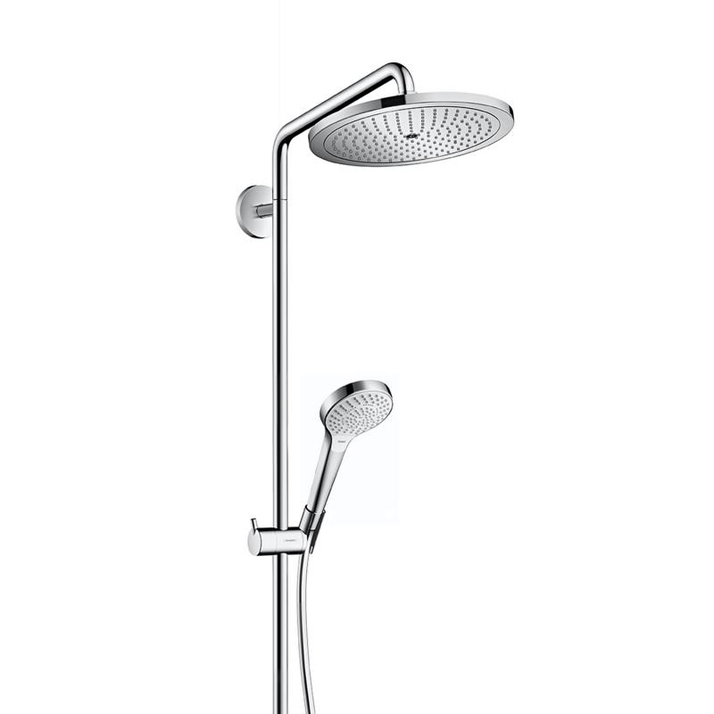 hansgrohe croma select 280 air 1jet showerpipe reno chrom 26793000 reuter. Black Bedroom Furniture Sets. Home Design Ideas