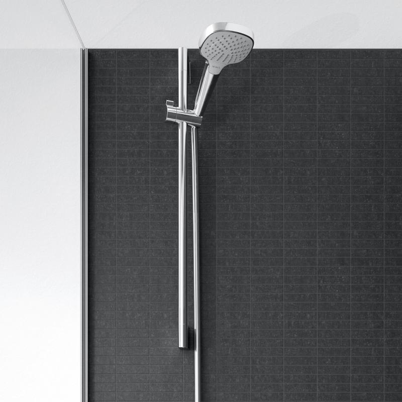 hansgrohe croma select e vario shower set 0 65 m 26582400 reuter. Black Bedroom Furniture Sets. Home Design Ideas