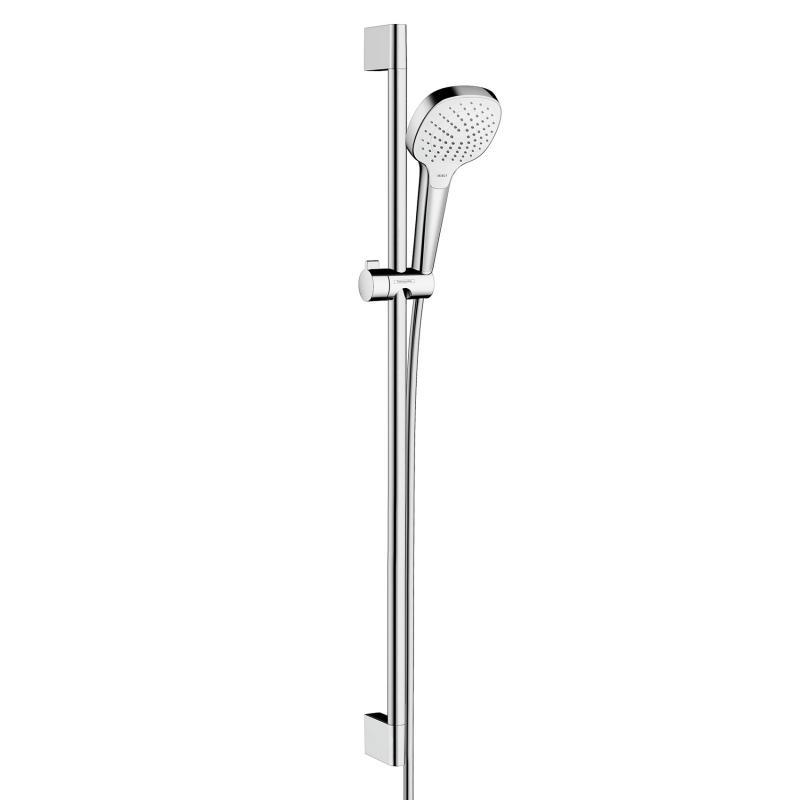 hansgrohe croma select e vario shower set 0 90 m 26592400 reuter. Black Bedroom Furniture Sets. Home Design Ideas