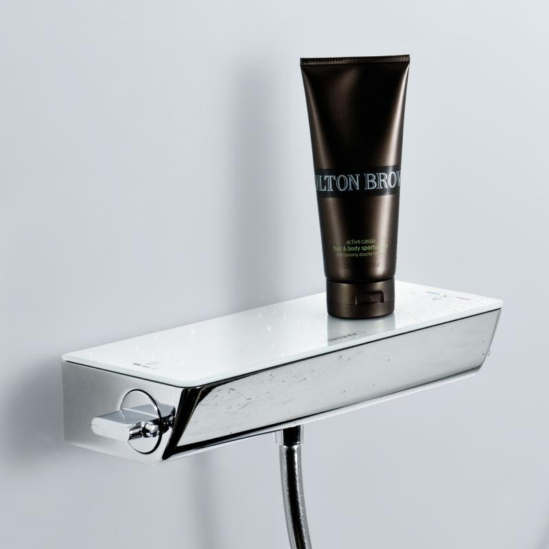 hansgrohe ecostat select brausenthermostat aufputz wei. Black Bedroom Furniture Sets. Home Design Ideas