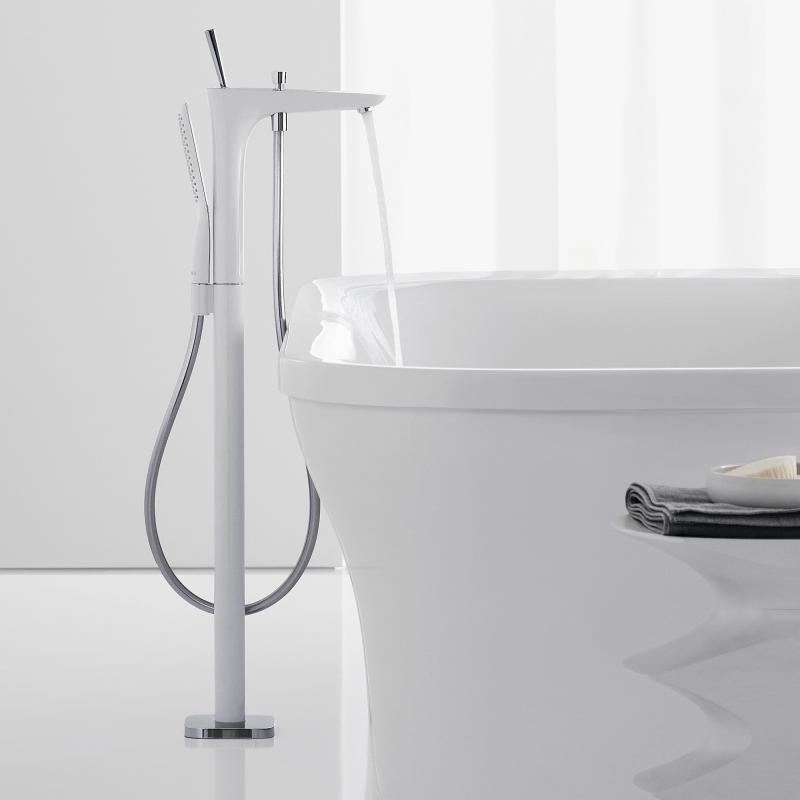 Hansgrohe PuraVida robinet sur pied baignoire