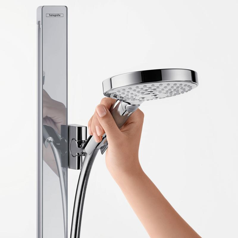 hansgrohe raindance select s 120 3jet unica e brausestange 1 50 m chrom 27646000 reuter. Black Bedroom Furniture Sets. Home Design Ideas