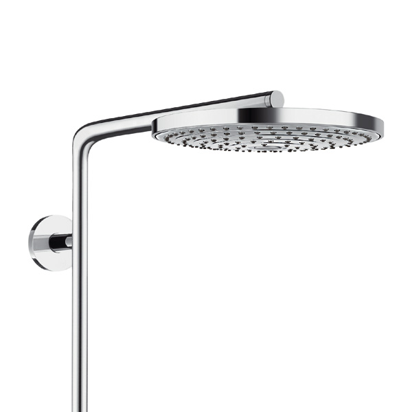 hansgrohe raindance select s 240 2jet showerpipe chrom. Black Bedroom Furniture Sets. Home Design Ideas