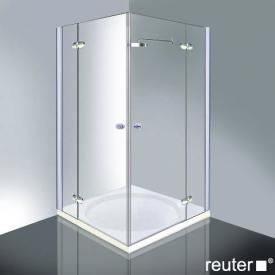 Reuter Kollektion Medium Neu Eckeinstieg chrom/silber hochglanz WEM 869-884 Festt.234
