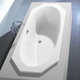Hoesch ARMADA Achteck Badewanne weiß