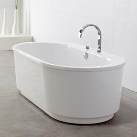 Hoesch FOSTER Badewanne, oval, freistehend