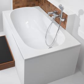 Hoesch ORIENTAL Rechteck-Badewanne weiß