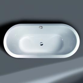 Hoesch PHILIPPE STARCK Edition 2 Oval-Badewanne weiß