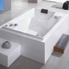Hoesch SANTEE Rechteck-Badewanne weiß