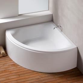 Hoesch SCELTA Eck-Badewanne weiß