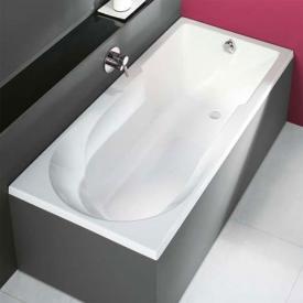 Hoesch SPECTRA Rechteck Badewanne weiß