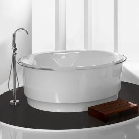 Hoesch TONDO freistehend Badewanne