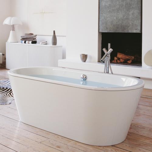 hoesch philippe starck edition 2 freistehende badewanne reuter. Black Bedroom Furniture Sets. Home Design Ideas