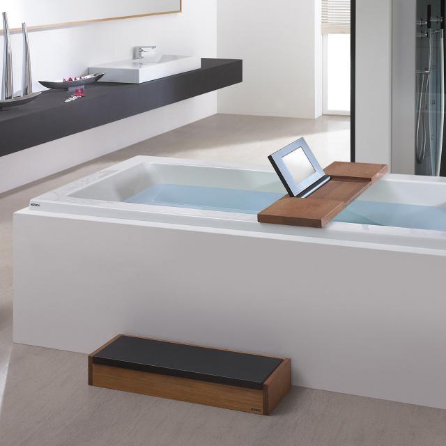 Hoesch SCELTA Rechteck-Badewanne weiß