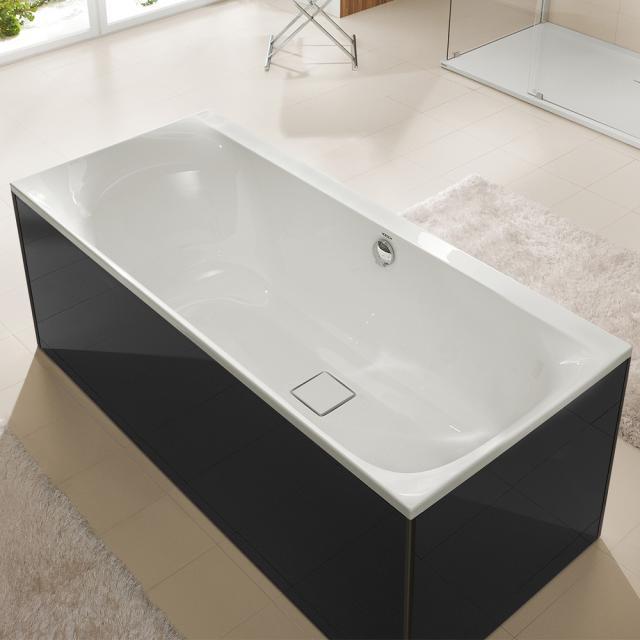 Hoesch THASOS Rechteck-Badewanne, Einbau