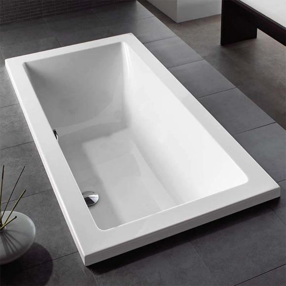 hoesch scelta rechteck badewanne wei reuter. Black Bedroom Furniture Sets. Home Design Ideas