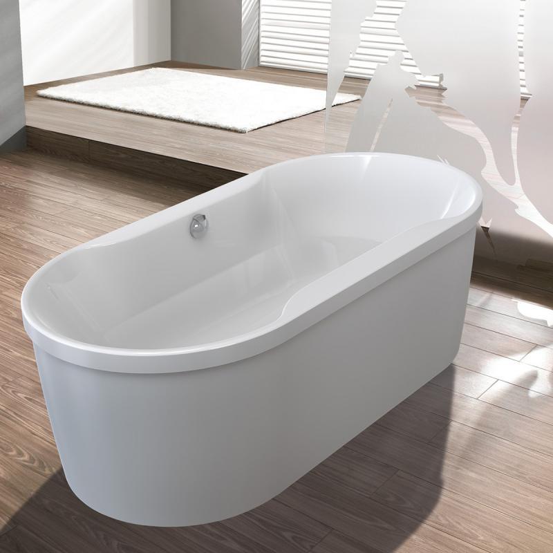 freistehende badewanne ma e. Black Bedroom Furniture Sets. Home Design Ideas