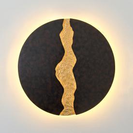 Holländer Lava LED Wandleuchte