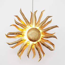 Holländer Sonne Pendelleuchte