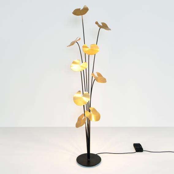 Holländer Controversa LED Stehleuchte mit Dimmer