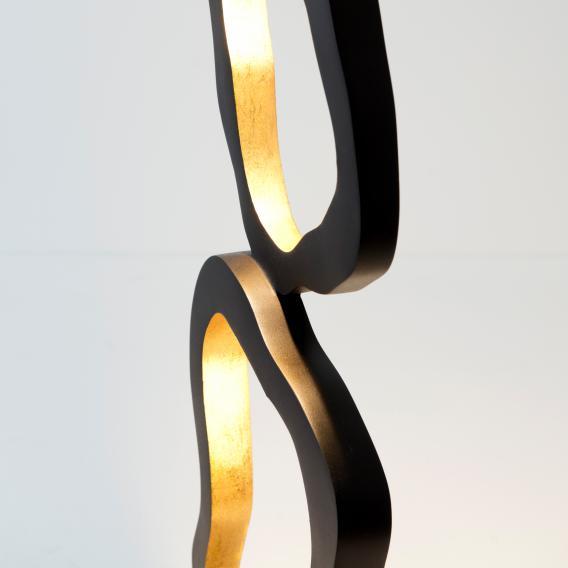 Holländer Infernale LED Stehleuchte mit Dimmer