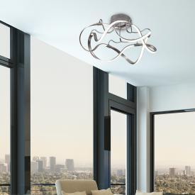 Fischer & Honsel Naxos LED Deckenleuchte, klein