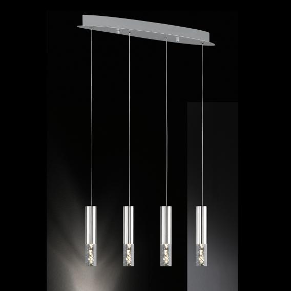 Fischer & Honsel Bubble LED Pendelleuchte 4-flammig