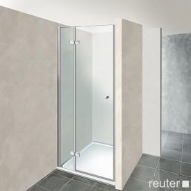 Reuter Kollektion Premium Tür in Nische 80, Tür 55, lichtes Nischenmaß 76,5-79 cm