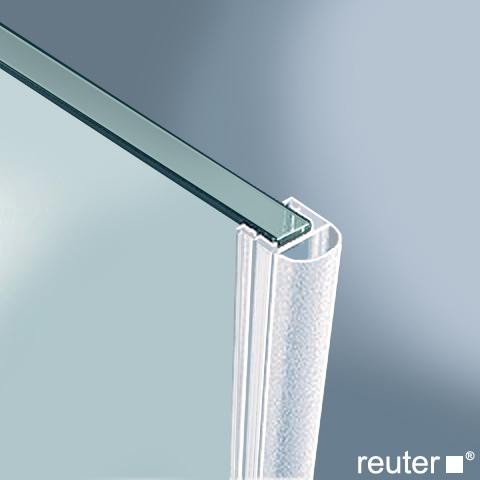 Reuter Kollektion Premium Fünfeck mit zwei Drehtüren