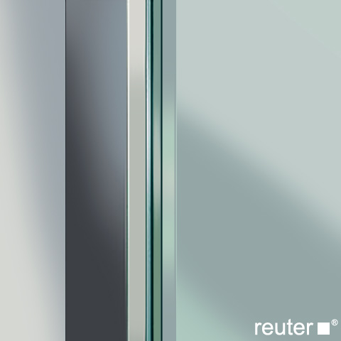 Reuter Kollektion Premium Viertelkreis mit 2 Drehtüren
