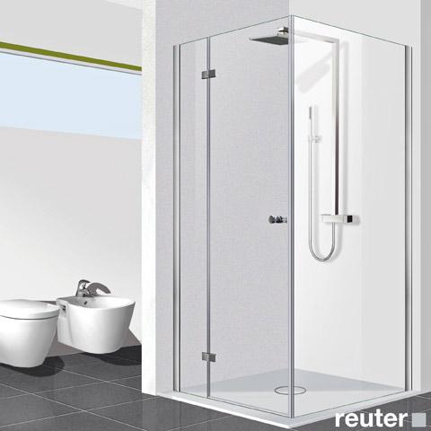 duo 600 new duschabtrennung abdeckung ablauf dusche. Black Bedroom Furniture Sets. Home Design Ideas