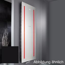 HSK Atelier LED Designheizkörper graphit schwarz, 1108 Watt