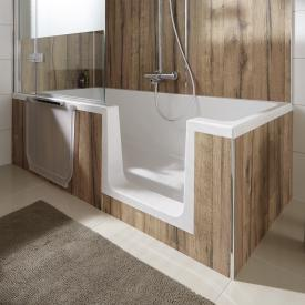 HSK Dobla Badewanne mit Duschzone,