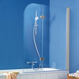 badewannenaufsatz duschwand f r die badewanne kaufen bei. Black Bedroom Furniture Sets. Home Design Ideas