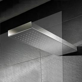 HSK Lavida Regentraverse, für Glasaufnahme WALK IN edelstahl poliert