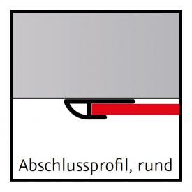 HSK RenoDeco Abschlussprofil, rund