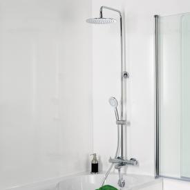 HSK RS 200 Thermostat für Badewanne Shower-Set mit Kopfbrause super-flach