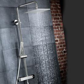 HSK RS 500 Shower-Set mit Kopfbrause B: 400 H: 8 T: 400 mm, mit Thermostat