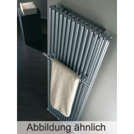 HSK TWIN Heizkörper silber, 1667 Watt