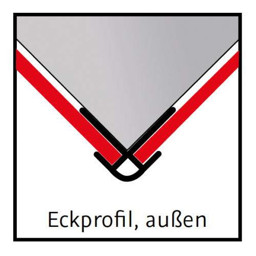HSK RenoDeco Eckprofil, aussen