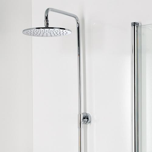 HSK RS 200 Thermostat für Badewanne Shower-Set H: 1750 mm, Kopfbrause Ø 250 H: 8 mm