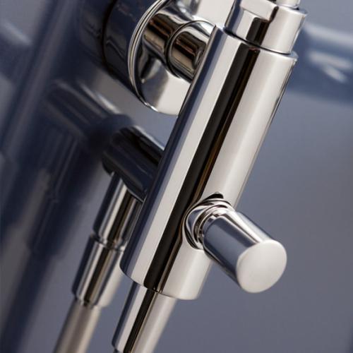 HSK RS 200 Universal Shower-Set H: 1335 mm, Kopfbrause Ø 300 H: 8 mm