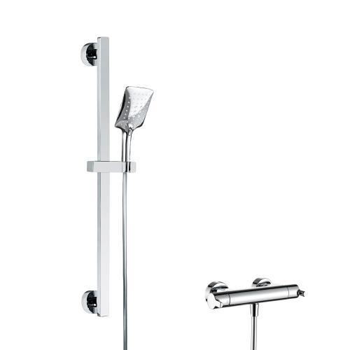 HSK Softcube Shower Set 2.01 mit Safetouch-Thermostat