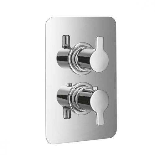 HSK Softcube Shower Set 2.04 mit Kopfbrause B: 550 H: 2 T: 350 mm, mit geradem Wandarm