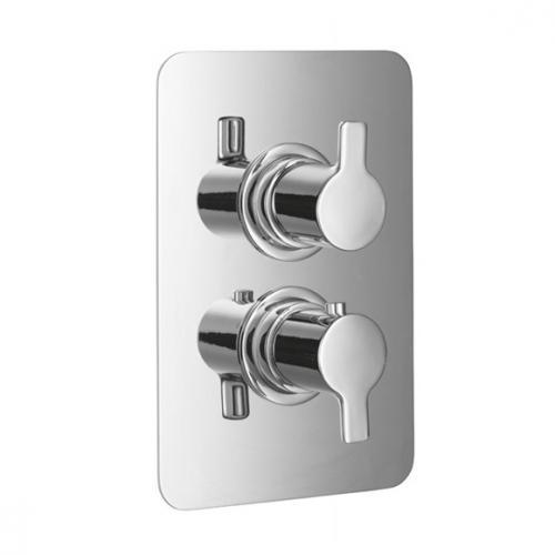 HSK Softcube Unterputz-Sicherheitsthermostat mit 2-Wege Umsteller