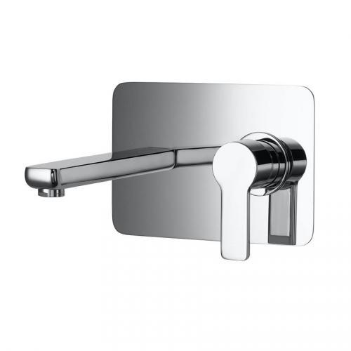 HSK Softcube UP-Waschtisch-Einhebelmischer Ausladung: 200 mm