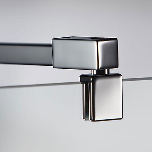 hsk walk in atelier frontelement echtglas klar hell chromoptik 1732120 41 50 reuter. Black Bedroom Furniture Sets. Home Design Ideas