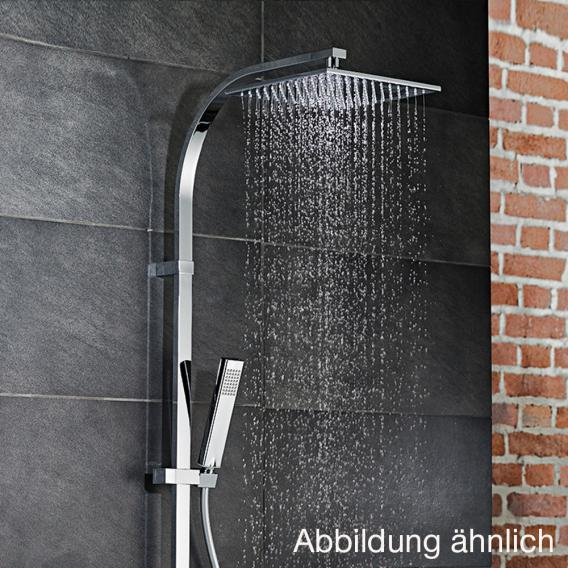 HSK AquaSwitch RS 500 Universal Shower-Set mit Kopfbrause B: 400 H: 8 T: 400 mm